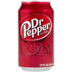 Dr. Pepper Classic cl.35,5