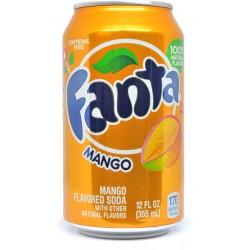 Fanta Mango lattina cl.35,5