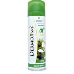 Dermomed deodorante spray muschio bianco ml.150