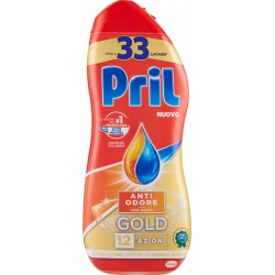 Pril Gel Antiodore Gold ml 600