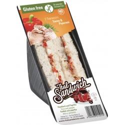 Tramezzino con tonno e peperoni senza glutine gr.135