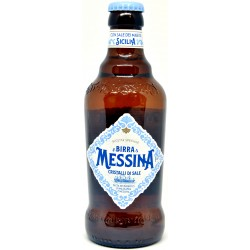 Messina birra cristalli di sale cl.33
