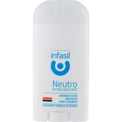 infasil Neutro Extra Delicato Stick 50 ml.