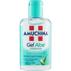 Amuchina Gel Aloe Idratante Igienizzante Mani 80 ml.