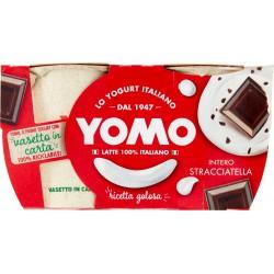 Yomo Yogurt Intero alla Stracciatella 2 x 125 gr.