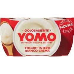 Yomo Yogurt Intero Bianco Crema 2 x 125 gr.