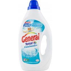 GENERAL Total Freschezza 950 ml. - 19 lavaggi