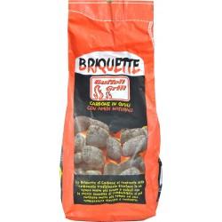 Buffoli carbone briquette kg.3