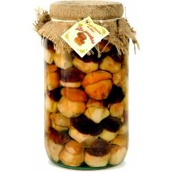Casa Rinaldi funghi porcini interi kg.2,8