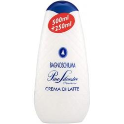 Pino silvestre bagno crema latte ml.750