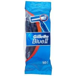 Gillette Blue II Rasoio da Uomo Usa e Getta - 10 rasoi