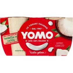 Yomo Yogurt Intero al Cocco 2 x 125 gr.