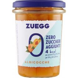 Zuegg Zero Zuccheri Aggiunti confettura di Albicocche 220 gr.