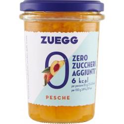 Zuegg Zero Zuccheri Aggiunti confettura alle Pesche 220 gr.