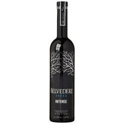 Belvedere vodka intense nera lt.1