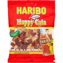 Haribo busta Happy Cola gr.175