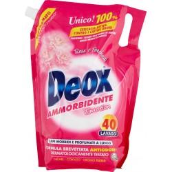 Deox Ammorbidente Emotion Rose e Patchouli 2 lt.