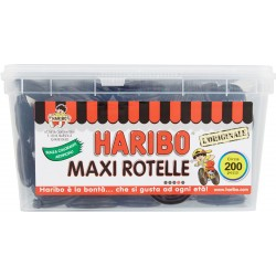 Haribo Maxi Rotelle 1,818 kg.