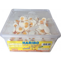 Haribo uova al tegamino kg.1
