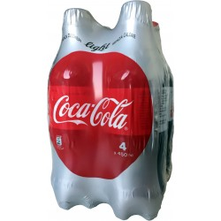 Coca coca light ml.450x4