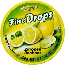 Woogie fine drops caramelle al limone gr.200