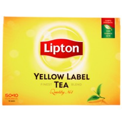Lipton the 50+10 filtri