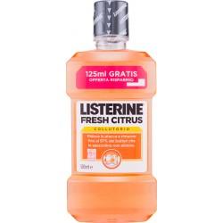 Listerine colluttorio fresh citrus ml.500