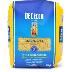 De cecco pasta stellette n.75 gr.500