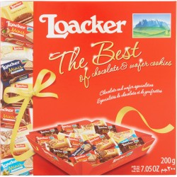 Loacker The Best of 200 gr.