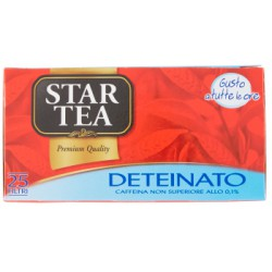 Star the deteinato 25 filtri