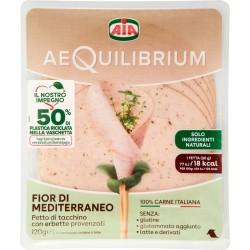 Aia aeQuilibrium Fior di Mediterraneo Petto di tacchino con erbette provenzali 120 gr.