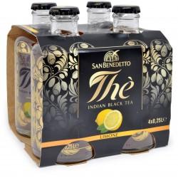 San Benedetto Indian Tea Limone 4x25 cl