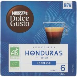 NESCAFÉ DOLCE GUSTO ESPRESSO HONDURAS caffè espresso 12 capsule (12 tazze)
