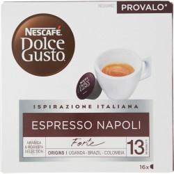 NESCAFÉ DOLCE GUSTO ESPRESSO NAPOLI Caffè espresso 16 capsule (16 tazze)