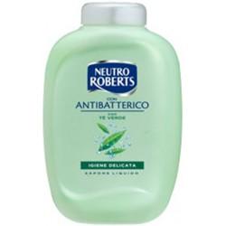 Roberts sapone liquido antibatterico ricarica - ml.300