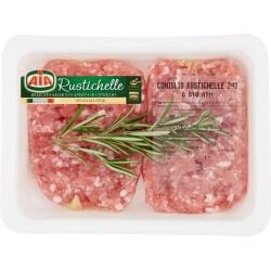 Aia Rustichelle Delicata Salsiccia Aperta di Coniglio gr 240