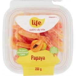 Life Gusto alla Vita Papaya disidratata 200 gr.
