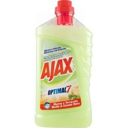 Ajax Optimal 7 Freschezza Sapone di Aleppo marmo lt.1