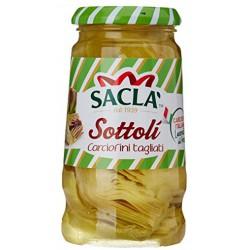 Sacla carciofi tagliati - gr.290