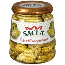 Sacla carciofi paesana - gr.285