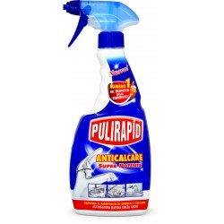 Pulirapid AntiCalcare spray 500 ml.