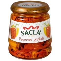 Sacla peperoni grigliati - gr.290