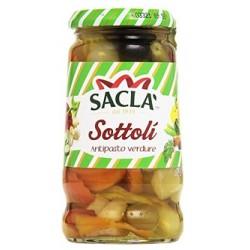 Sacla antipasto verdure - gr.280