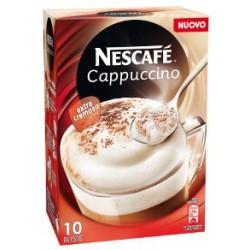 Nescafe cappuccino classico 10 buste gr.140