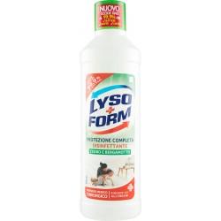 Lysoform Protezione Completa Disinfettante Cedro e Bergamotto 900 ml.