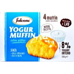 Falcone yogur muffin gr50x4