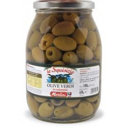 Merlini olive verdi gr.1000