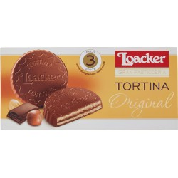 Loacker Tortina Original 3 x 21g
