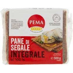 Pema Pane di Segale Integrale 500 gr.