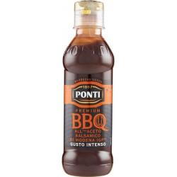 """Ponti Premium BBQ all'""""Aceto Balsamico di Modena IGP"""" 250 gr."""